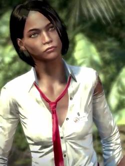 Dead Island Xian Not Wearing Underwear